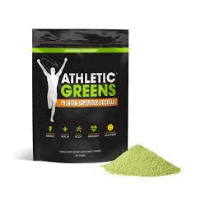 Athletic Green Powder