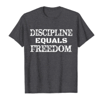 Discipline Equals Freedom shirt