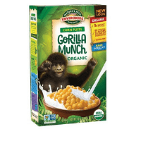 Gorilla Munch cereal