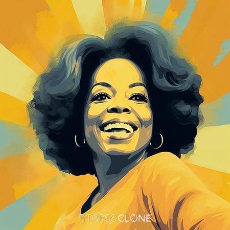 Oprah Winfrey Workout and Diet