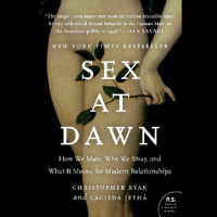 Sex at Dawn by Christopher Ryan and Cacilda Jethá