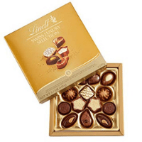 Swiss Lindt chocolate