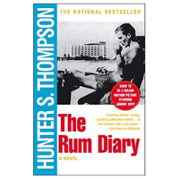 The Rum Diary by Hunter Thompson