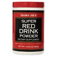 Super Red Powder