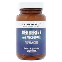 Berberine and MicroPQQ Advanced