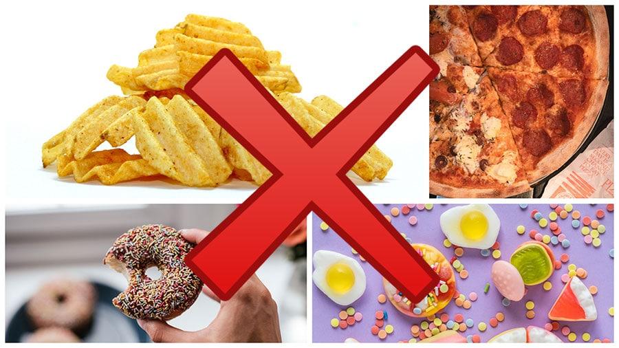 Foods to Avoid on Paleo