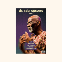 Dr. Sebi Speaks DVD