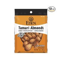 Eden tamari almonds
