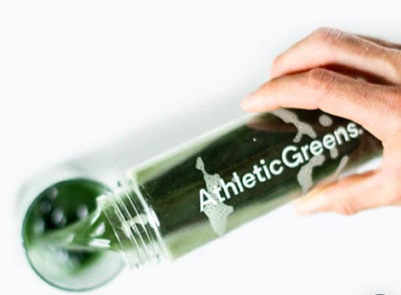 Athletic Greens Juice