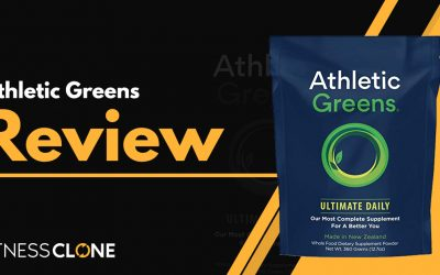 "Athletic Greens Review – Does This ""Green Juice"" Really Work?"