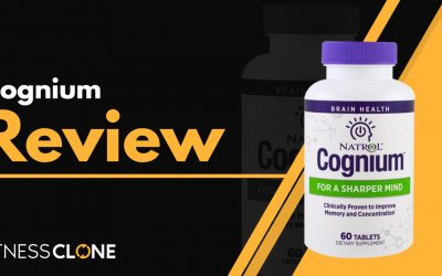 Natrol's Cognium Review – the Evidence Based Brain Supplement