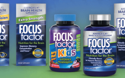 Focus Factor Brain Supplement Review – Does This Supplement Work?