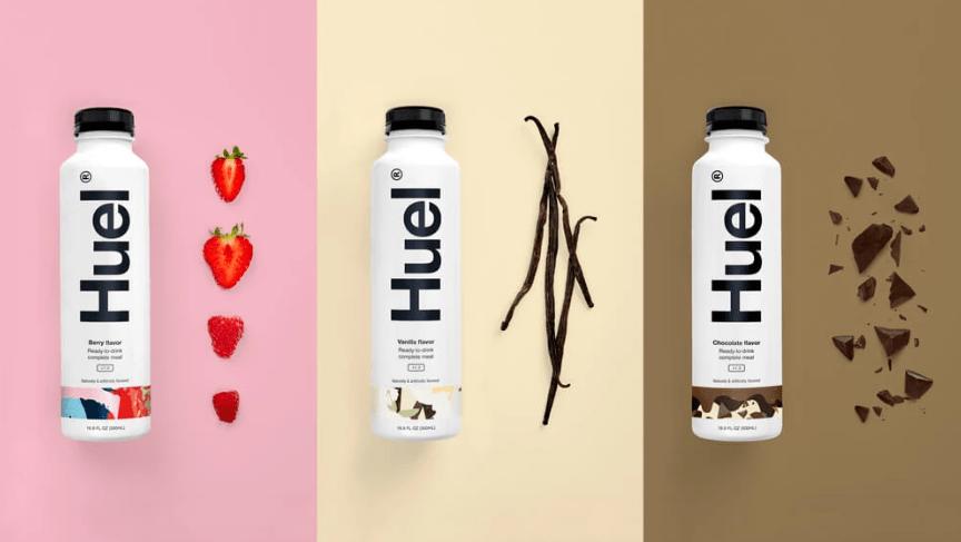 Huel Flavors