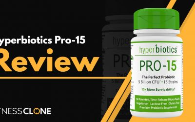 Hyperbiotics PRO-15 Probiotic Review – Will This Supplement Help Your Digestion?