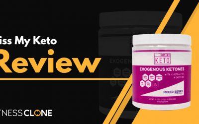 Kiss My Keto Exogenous Ketones Review – Does This Supplement Make Keto Easier?