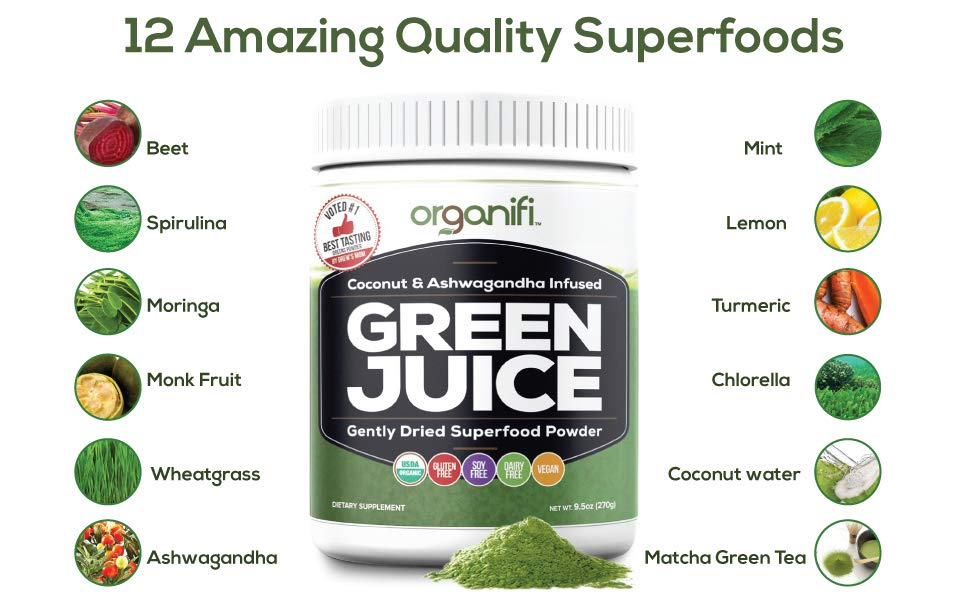 Organifi Green Juice Review Does This Drink Really Do