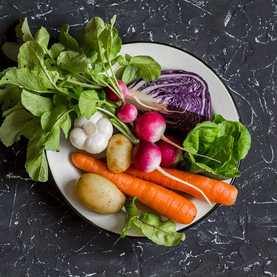 The Ultimate Guide to the Vegetarian Diet