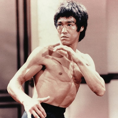 Bruce Lee Workout and Diet