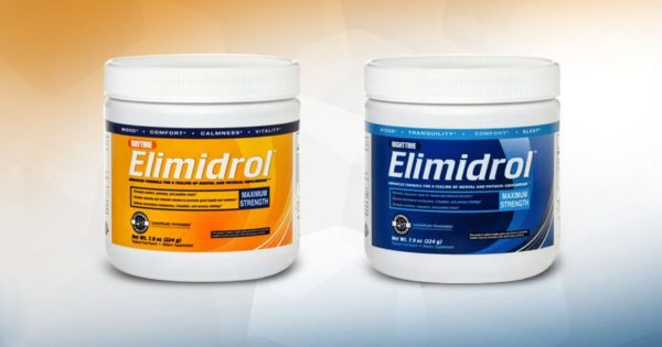 Elimidrol Supplement Review – In The Mood For Mood Support?