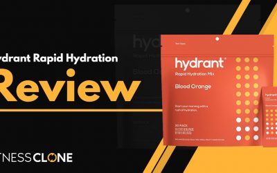 Hydrant's Rapid Hydration Mix Review – Is It Worth The Cost?