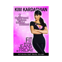 Kim Kardashian workout DVDs
