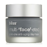 Bliss Multi-Face-eted Clay Mask