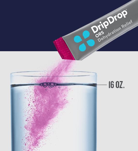 DripDrop Drink Mix