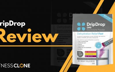 DripDrop Review – How Does This Electrolyte Drink Mix Stack Up?