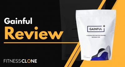 Gainful Review – Is Personalized Protein Powder Worth The Price?
