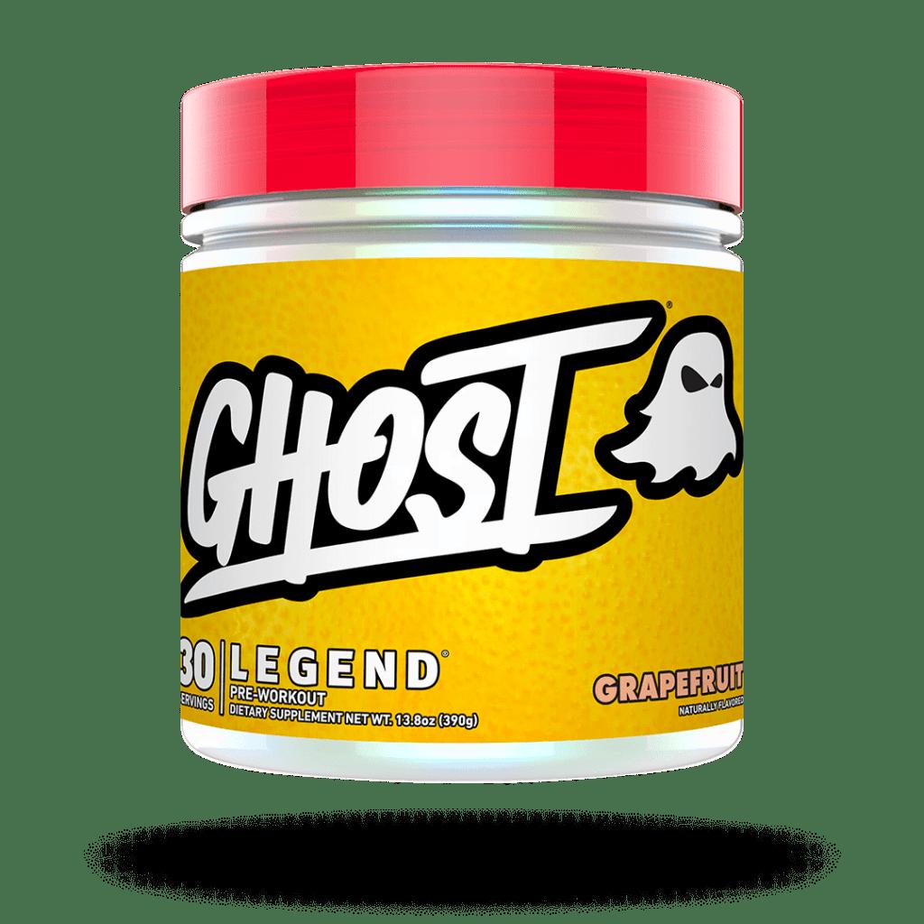 Ghost Legend Pre Workout Grapefruit