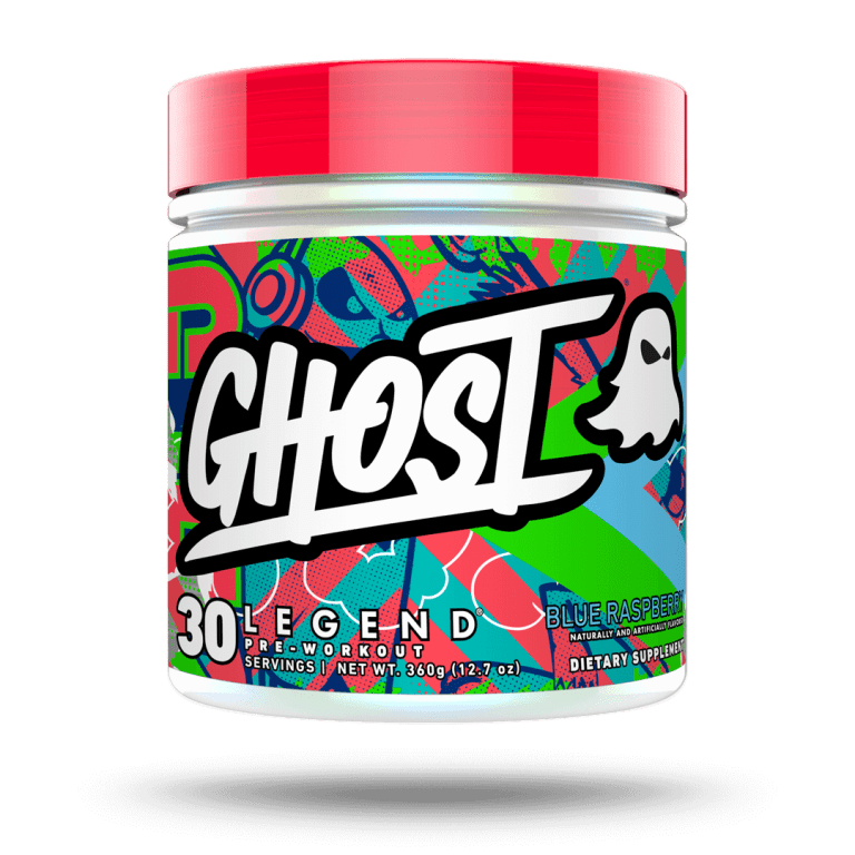 Ghost Legend Pre Workout Review – Does This Pre Workout Work?