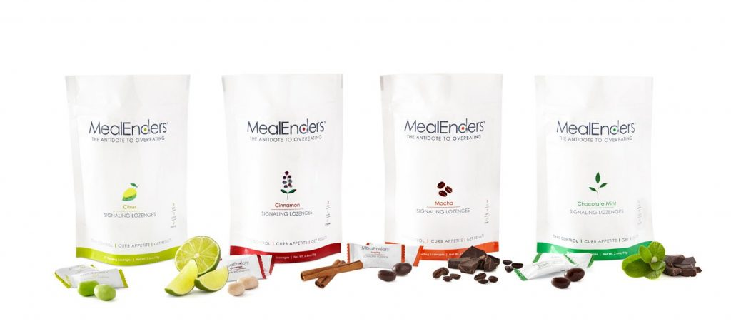 MealEnders Flavors With Ingredients