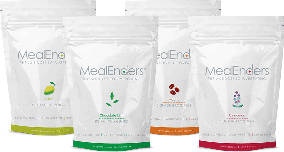 MealEnders Packets and Flavors