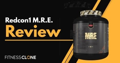 REDCON1 M.R.E. Review – Is This Meal Replacement Worth It?
