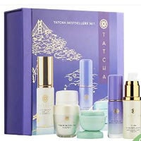 Tatcha's Pure One Step Camellia Cleansing Oil