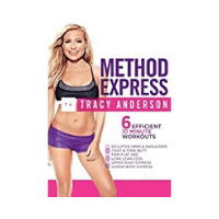 Tracy Anderson DVDs