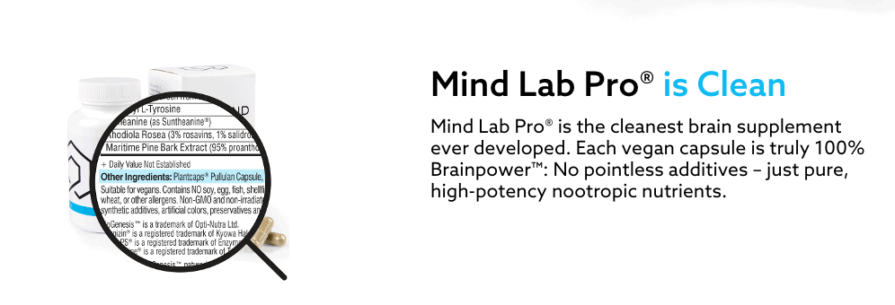 benefits of mind lab pro supplement