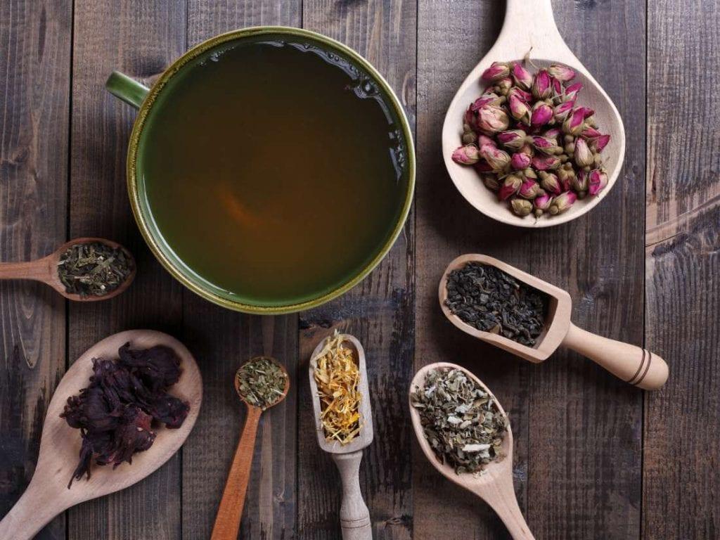 Fit Life Tea Ingredients