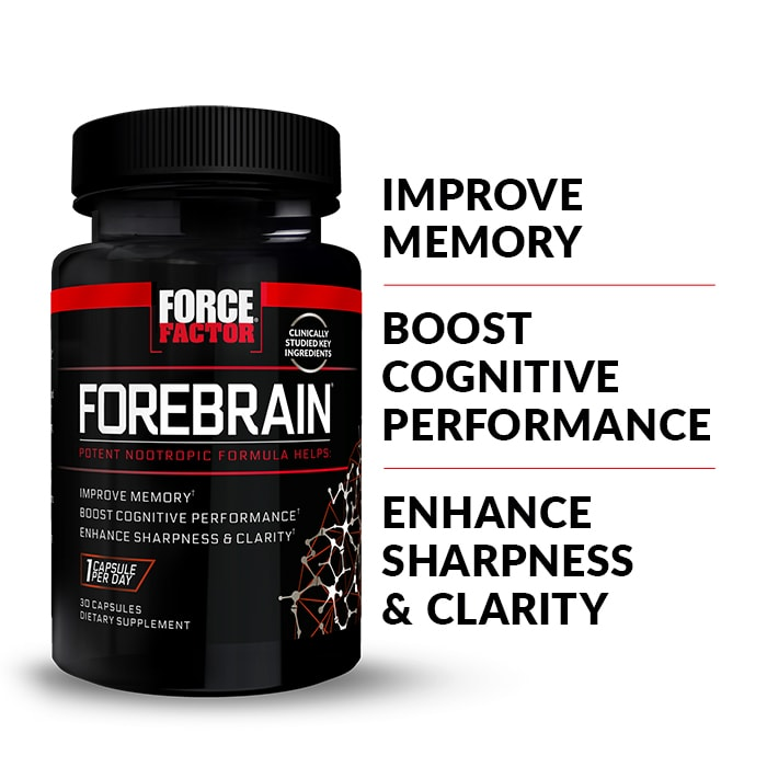 Advantages and Benefits of Force Factor Forebrain