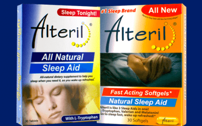 Alteril Review – Does This All-Natural Sleep Aid Work?