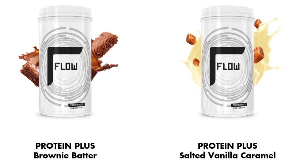 Flow Protein Flavors