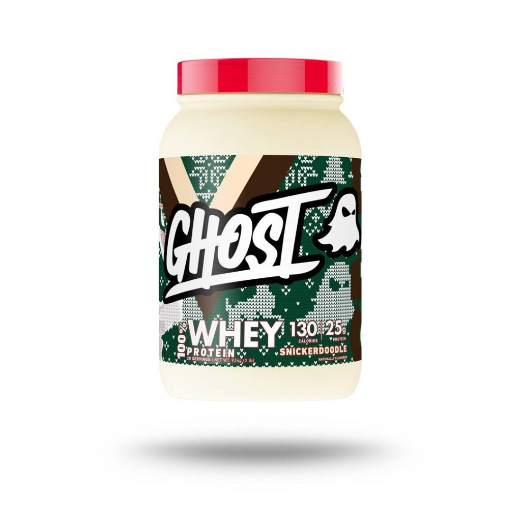 Ghost Whey Protein Snickerdoodle