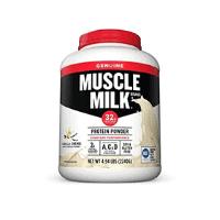 Muscle Milk protein powder
