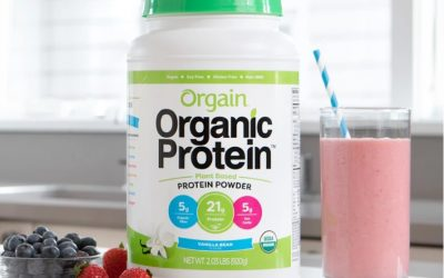 Orgain Protein Review – Is This the Right Protein Powder for You?