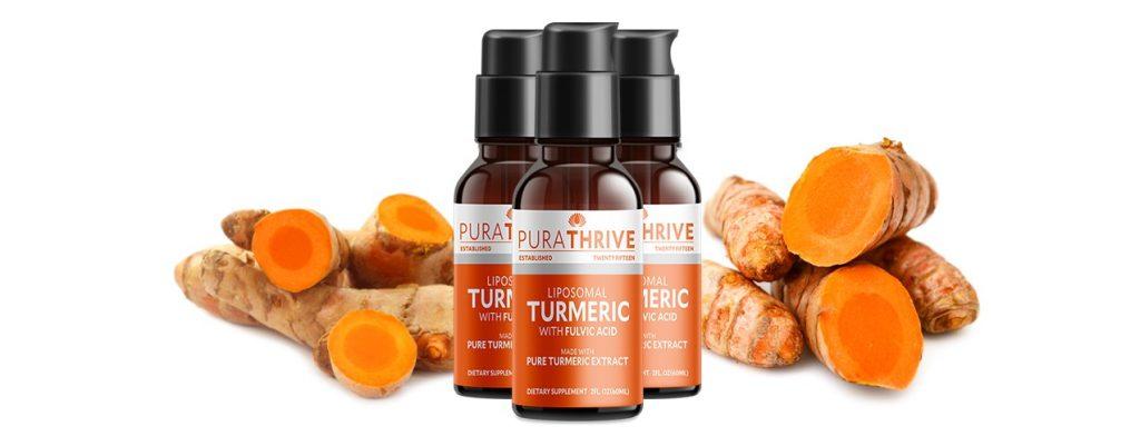PuraTHRIVE Liposomal Turmeric Review