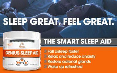 Genius Sleep Aid Review – Is It Worth It?