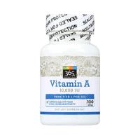 vitamins A