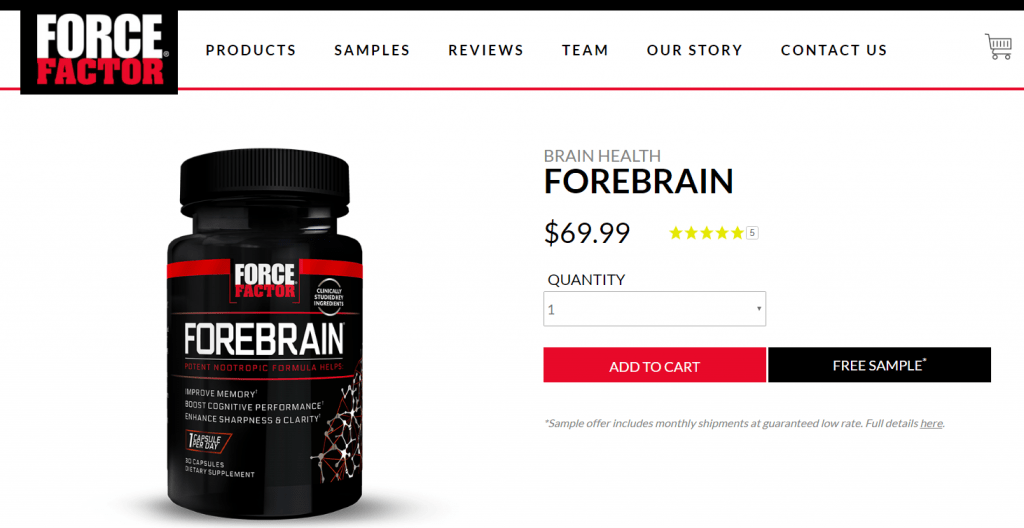 Where to buy Forebrain