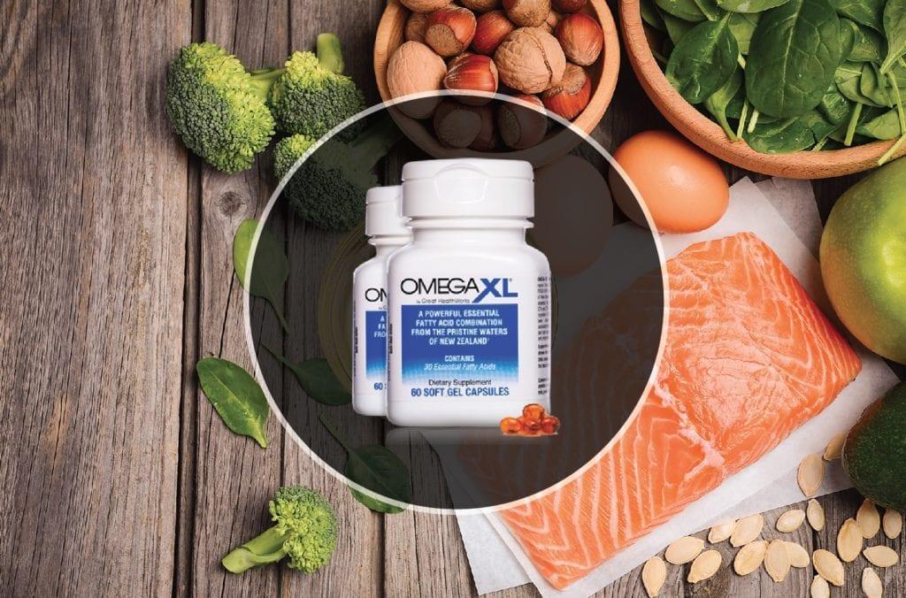 Omega XL Ingredients