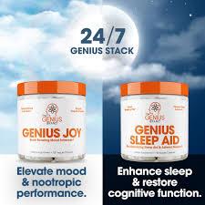 pro of genius sleeping aid